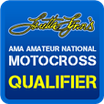 LL Qualifier - Has qualified for the AMA Amateur National Motocross Championship in the past.  One of only 1,200 or so.