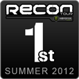 2012 Recon Tour Champ - Finished 1st Overall in their division at the Summer Recon Tour