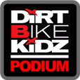 "DBK Podium - Verified top 3 at DBK Amateur FMX Contest, hosted by Jeremy ""Twitch"" Stenberg"