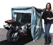 Speedway Motorsports Shelters Retractable Waterproof Motorcycle Cover